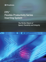 "Документация ""Flexible Productivity Series (FPS)"""