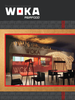 презентация WOKA - Franchisegroup