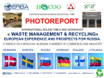 photoreport 12 march 2014 waste managment