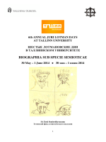 2014_VI-Lotman_Days_Programm