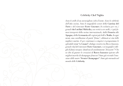 Celebrity Chef Nights - Forte Village Resort