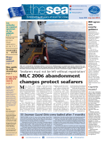 MLC 2006 abandonment changes protect seafarers