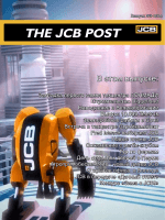 THE JCB POST
