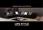 PREMIUM LIVING COLLECTIONS 2014