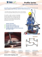 Profile Series - V-TEC Grinding and Lapping Solutions