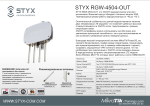 STYX RGW-4504-OUT - MikroTik
