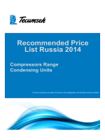 Russia Recommended Price List 2014 (2)
