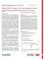 HSBC Russian Services PMI press release - Jul 2014