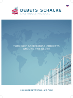 turn-key greenhouse projects around the globe