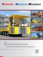 [Transporters for the metalurgy industry [Транспортные