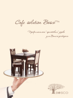 Cafe solution Bosco