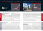 Russian real estate market overview