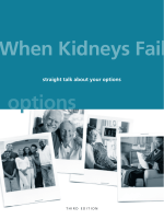 When Kidneys Fail