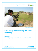 Case Study on Narrowing the Gaps for Equity