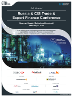 Russia & CIS Trade & Export Finance Conference - AGA