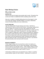 Start Writing Fiction