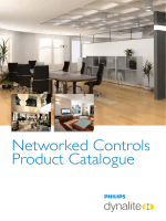 Networked Controls Product Catalogue