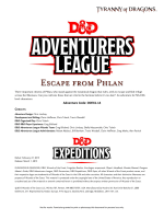 Escape from Phlan