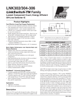 Lowest Component Count, Energy Efcient Off