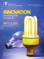 INNOVATION surviving the