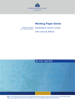 Working Paper Series