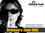 Browsers Gone Wild