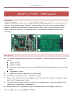 AD9850/AD9851 USER GUIDE