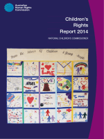 Children's Rights Report 2014