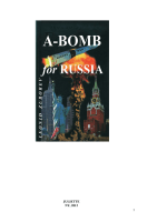 Atomic Bomb for Russia, Leonid Zuborev